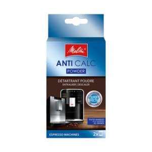 Melitta Descaling Anti Calc Powder Pack