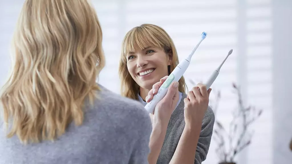 Philips Sonicare ProtectiveClean 5100 Toothbrush HX6857-17 a